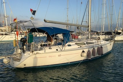 Jeanneau Sun Odyssey 40 for sale in Italy for €65,000 (£57,597)