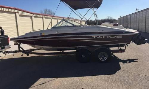 Image of Tahoe 216 WT for sale in United States of America for $22,500 (£16,213) Edmond, Oklahoma, United States of America