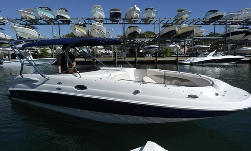 Image of Chaparral 252 Sunesta for sale in United States of America for $25,000 (£19,599) North Miami, Florida, United States of America