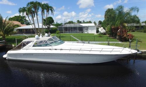 Image of Sea Ray Super Sun Sport for sale in United States of America for $201,000 (£143,722) Stuart, United States of America
