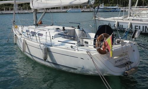 Image of Dufour 40E Performance for sale in Spain for €120,000 (£105,114) Malaga, , Spain