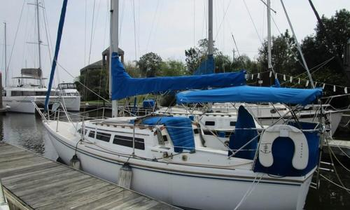 Image of Catalina 27 for sale in United States of America for $16,000 (£11,406) Kemah, Texas, United States of America