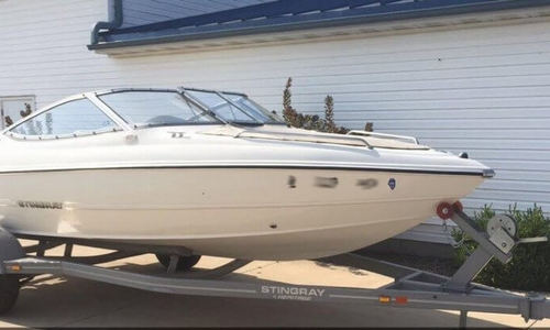 Image of Stingray 185LX for sale in United States of America for $14,000 (£9,979) Mount Vernon, Illinois, United States of America