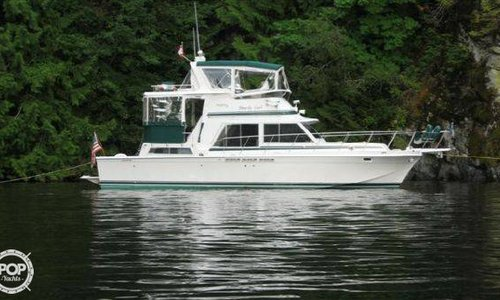 Image of Uniflite 41 Yacht Fisherman for sale in United States of America for $24,900 (£17,880) Seattle, Washington, United States of America
