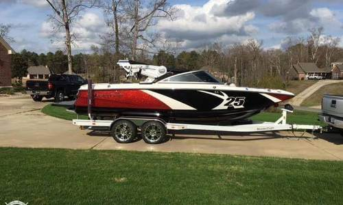 Image of Mastercraft X25 for sale in United States of America for $79,500 (£63,547) West Monroe, Louisiana, United States of America