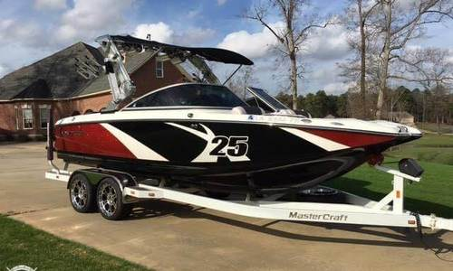 Image of Mastercraft X25 for sale in United States of America for $79,500 (£60,163) West Monroe, Louisiana, United States of America