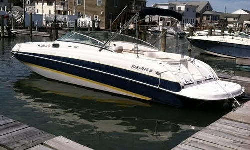 Image of Four Winns F-274 for sale in United States of America for $32,900 (£24,689) Wildwood, New Jersey, United States of America