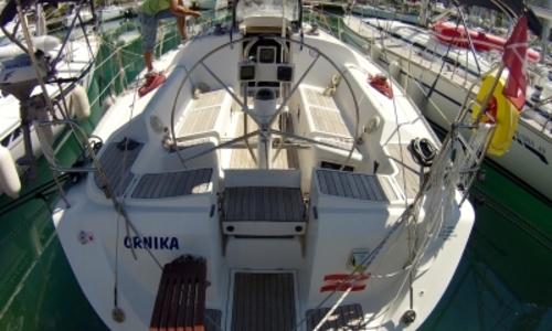 Image of Elan 40 for sale in Croatia for €63,000 (£56,430) KRVAVICA, Croatia