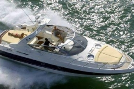 Cranchi Endurance 41 for sale in Portugal for €135,000 (£119,200)