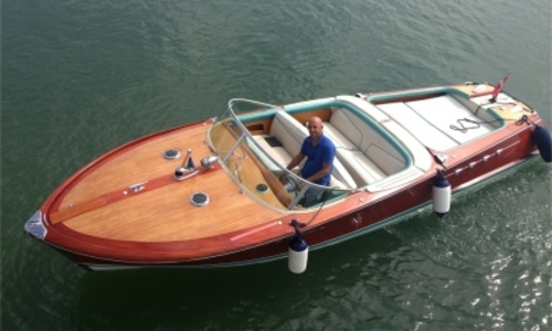 Image of Riva Aquarama for sale in Portugal for €350,000 (£307,174) PORTIMAO, Portugal