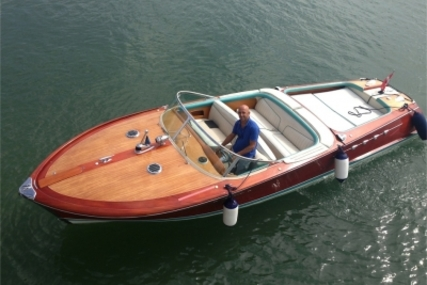 Riva Aquarama for sale in Portugal for €350,000 (£312,902)