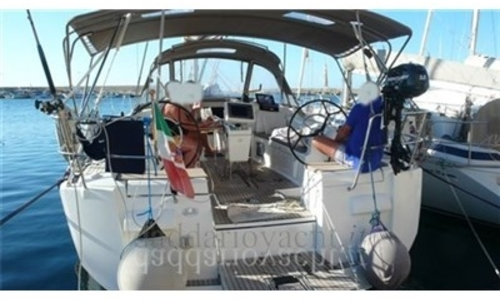 Image of Jeanneau Sun Odyssey 439 for sale in Italy for €173,000 (£153,161) Italy