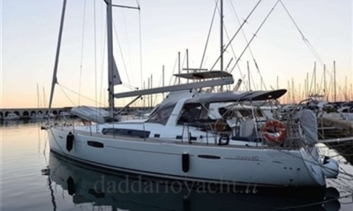Image of Beneteau Oceanis 60 for sale in Italy for €469,000 (£414,813) Italy