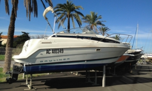 Image of Bayliner 2355 Ciera for sale in France for €15,900 (£13,827) SAINT CYPRIEN, France