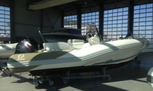 Image of Zodiac 600 N-ZO for sale in France for €29,900 (£26,471) SAINT CYPRIEN, France