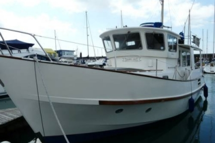 FAIRWAYS MARINE FAIRWAYS 38 TRAWLER for sale in United Kingdom for €47,500 (£42,012)