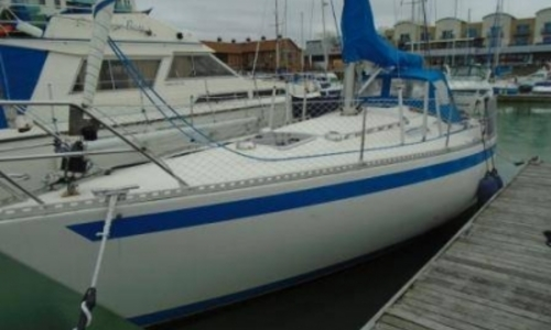 Image of Sweden Yachts Sweden 34 for sale in United Kingdom for £29,995 BRIGHTON, United Kingdom