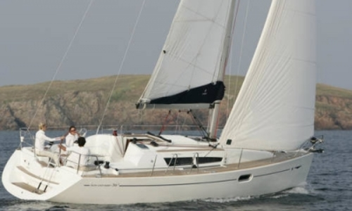Image of Jeanneau Sun Odyssey 36i for sale in Spain for £49,995 Spain