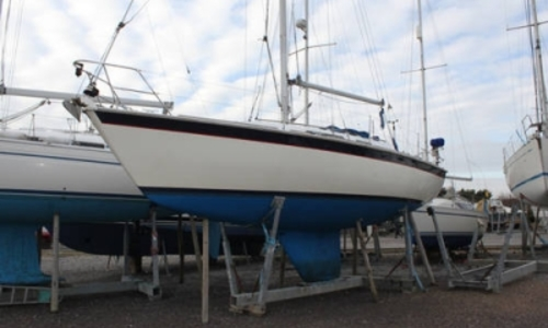 Image of Westerly 33 Storm for sale in United Kingdom for £25,000 NORTHNEY, United Kingdom