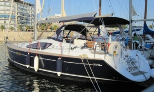 Image of Jeanneau Sun Odyssey 50 DS for sale in Greece for £220,000 CORFU, Greece
