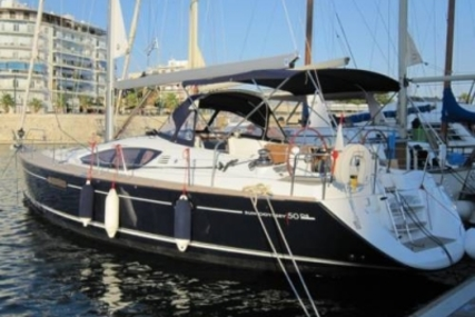 Jeanneau Sun Odyssey 50 DS for sale in Greece for £220,000