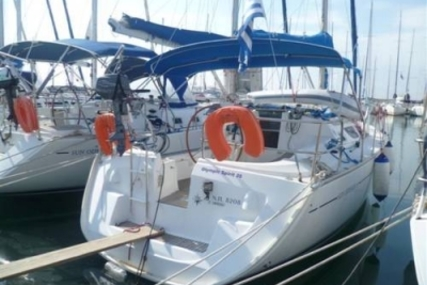 Jeanneau Sun Odyssey 35 for sale in Greece for €45,000 (£39,494)