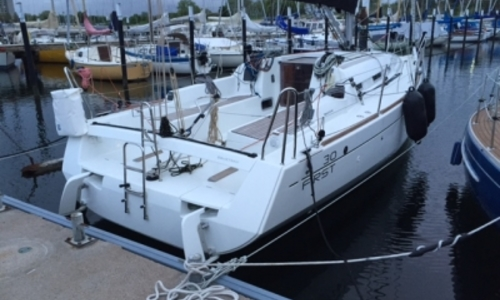 Image of Beneteau First 30 Jk for sale in Germany for €94,900 (£83,537) LABOE, Germany