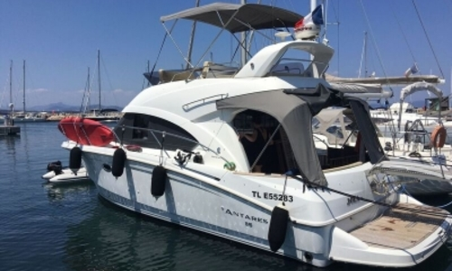 Image of Beneteau Antares 36 for sale in France for €155,000 (£137,225) MARSEILLE, France