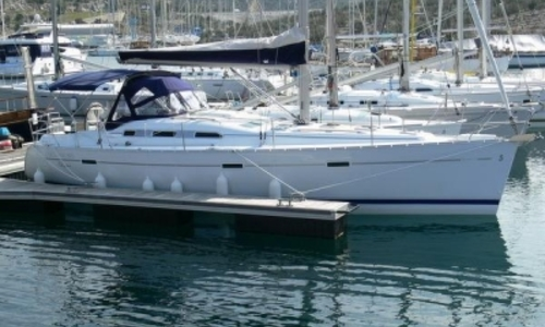 Image of Beneteau Oceanis 393 for sale in France for €98,000 (£87,140) VILLENEUVE LOUBET, France