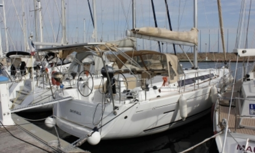 Image of Dufour 450 Grand Large for sale in France for €229,000 (£205,626) HYERES, France