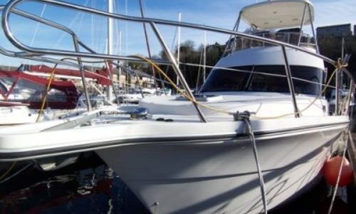 Image of Rodman 12.50 Fisher Pro for sale in United Kingdom for £295,000 CARDIFF, United Kingdom