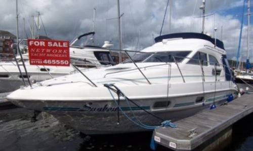 Image of Sealine 330 Statesman for sale in United Kingdom for £49,000 SWANSEA, United Kingdom