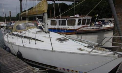Image of Kirie Feeling 920 for sale in United Kingdom for £23,500 NEYLAND, United Kingdom