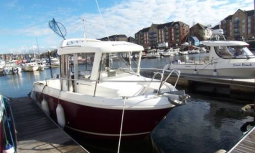 Image of Jeanneau Merry Fisher 6 Marlin for sale in United Kingdom for £22,000 SWANSEA, United Kingdom