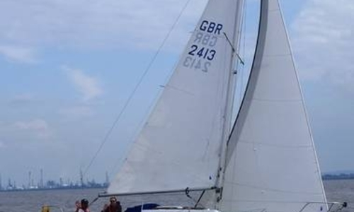 Image of Westerly 26 Centaur for sale in United Kingdom for £8,450 MILFORD HAVEN, United Kingdom