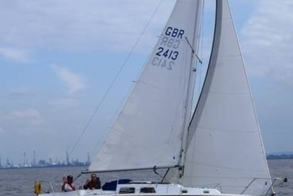 WESTERLY YACHTS WESTERLY 26 CENTAUR for sale in United Kingdom for £8,450