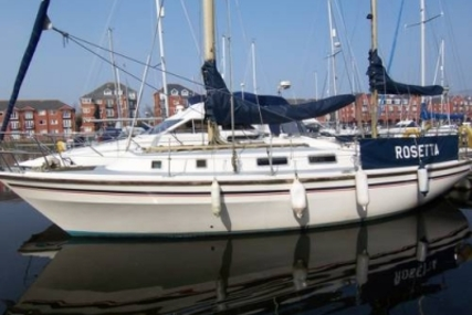 WESTERLY YACHTS WESTERLY 33 KETCH for sale in United Kingdom for £14,900