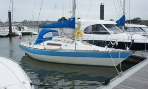Image of Trapper Yachts 300 for sale in United Kingdom for £8,000 PWLLHELI, United Kingdom