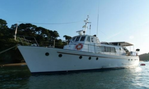 Image of Dagless 63 FLEUR DE LYS for sale in United Kingdom for £95,000 SALCOMBE, United Kingdom