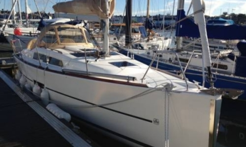 Image of Dufour 310 Grand Large for sale in United Kingdom for £86,950 PLYMOUTH, United Kingdom