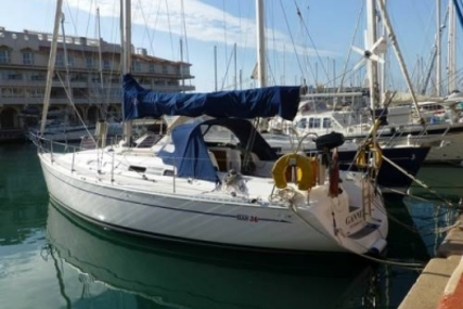 Elan 36 for sale in Spain for £50,000