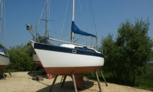 Image of VERLVALE YACHTS VERL 900 for sale in United Kingdom for £14,250 BEAULIEU, United Kingdom