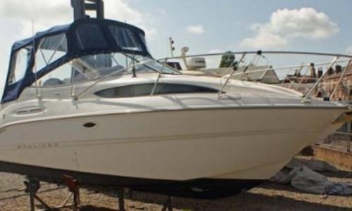 Image of Bayliner Ciera 2455 Sunbridge for sale in United Kingdom for £17,500 LYMINGTON, United Kingdom