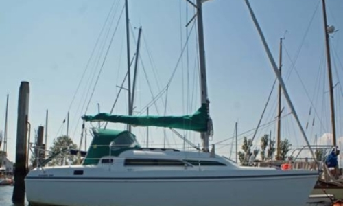 Image of Hunter 265 Ranger for sale in United Kingdom for £13,995 LYMINGTON, United Kingdom