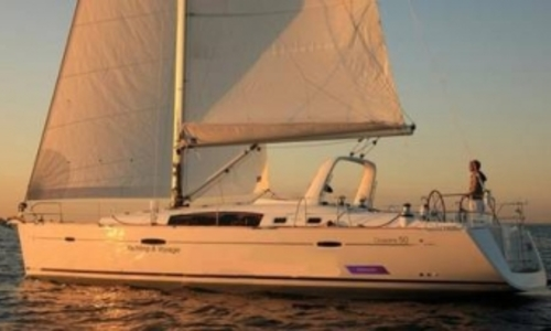 Image of Beneteau Oceanis 50 for sale in Greece for €215,000 (£186,942) LEFKAS, Greece