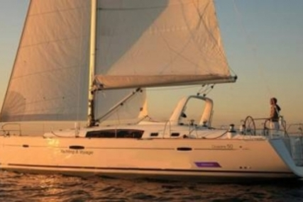 Beneteau Oceanis 50 for sale in Greece for €215,000 (£186,942)