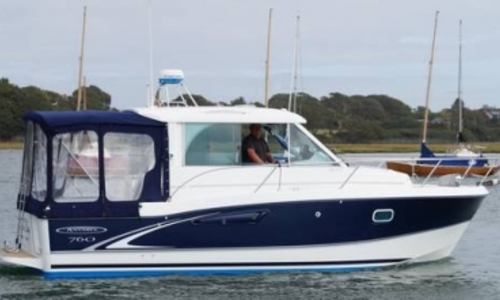 Image of Beneteau Antares 760 for sale in United Kingdom for £43,495 LYMINGTON, United Kingdom