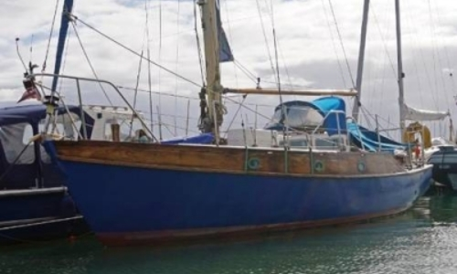 Image of Rossiter Yachts ROSSITER 27 PINTAIL for sale in United Kingdom for £19,950 LYMINGTON, United Kingdom