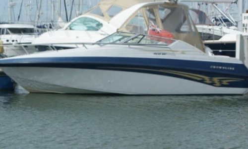 Image of Crownline 210 CCR for sale in United Kingdom for £11,450 LYMINGTON, United Kingdom