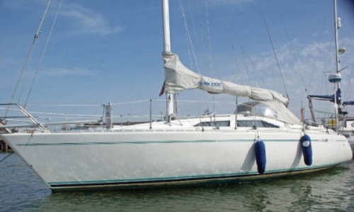 Image of Maxi 1000 for sale in United Kingdom for £49,950 LYMINGTON, United Kingdom